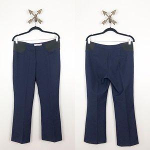 ASOS women's dark purple  dress pants Sz 6